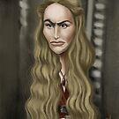 Cersei Lannister by JenSnow