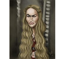 Cersei Lannister Photographic Print