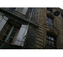 Bordeaux facade Photographic Print