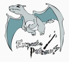 Charizard - Expecto Patronum ! v1 Kids Clothes