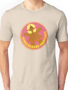 Gingerbread Graphics Unisex T-Shirt