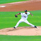 Chicago White Sox...Francisco Liriano by Imagery