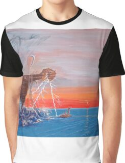 We arent Islands...we are rafts Graphic T-Shirt