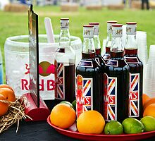 It's Pimm's O'Clock Somewhere :) by Susie Peek
