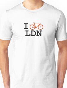 """I """"ride"""" London Unisex T-Shirt"""