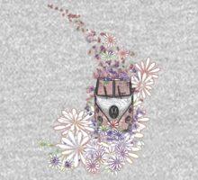 Flower Power Baby Tee