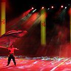 Peking Acrobats 3 by Tracy Friesen