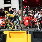 Tour de France 2012 - Wiggo &amp; Cav in Paris by eggnog