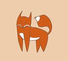 Mister Fox by gillianjaplit