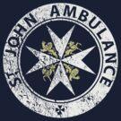 St. John Ambulance, distressed by Stigur