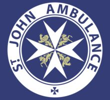 St. John Ambulance Brigade by Stigur