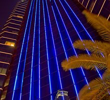 Miami Nights - Brickell VI by Terry Neves