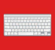 Keyboard Message - I Love You by Jim Felder
