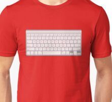 Keyboard Message - I Love You Unisex T-Shirt