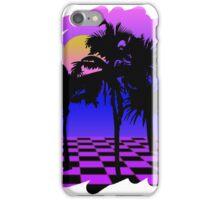 Eighties Technicolor Dreams iPhone Case/Skin