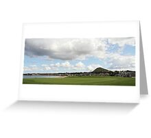 North Berwick Greeting Card