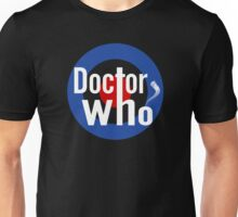 Who is the Doctor? v2 T-Shirt