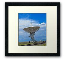 VLA Site Framed Print