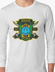 Watchmen - Nam Patch (embroidered) v2 T-Shirt