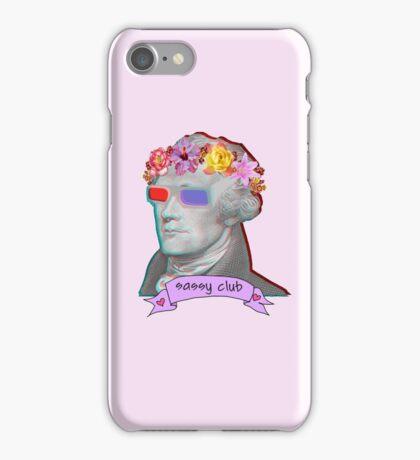 fab ham iPhone Case/Skin