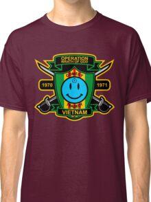 Watchmen - Nam Patch Classic T-Shirt