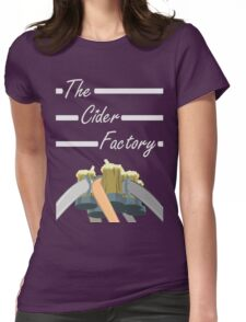 The Cider Factory Womens Fitted T-Shirt