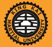 King Kai Martial University by karlangas