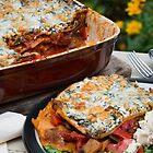 Lasagne Meridiana  by John Hooton