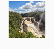 Barron Falls after a tropical storm Unisex T-Shirt