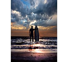 Soul, Sea and Surf! Photographic Print