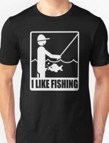 I Like Fishing T-Shirt