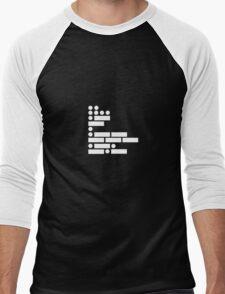 I hate work  Men's Baseball ¾ T-Shirt