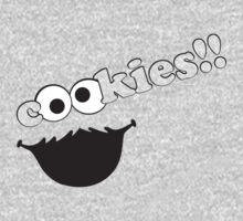 cookies! One Piece - Long Sleeve