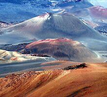 Haleakala Volcano by Eva Kato