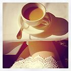 Coffee and Champagne by sheleen