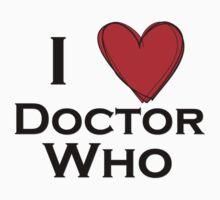 I <3 Doctor Who by lockwell