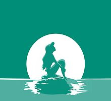 The Little Mermaid by MargaHG