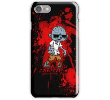 zom-boy iPhone Case/Skin