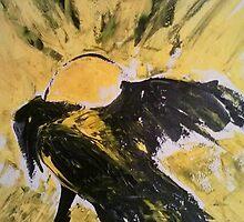 Raven by Amanda  Agnew