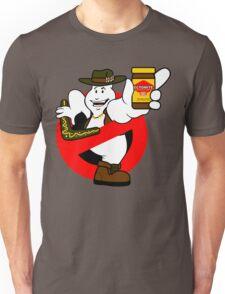 GB: Australia No-Ghost (Ectomite) Unisex T-Shirt