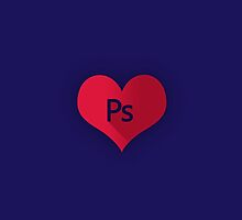 Photoshop (PS I Love you) by colorengine