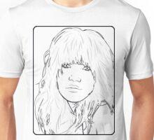 Carly Rae Jepsen Illustration - Black Unisex T-Shirt