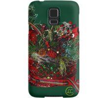 """""""Holiday Crystal Sleighs""""© Samsung Galaxy Case/Skin"""