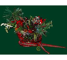 """""""Holiday Crystal Sleighs""""© Photographic Print"""