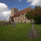 St Mary Church Thatcham by Simon Lawrence