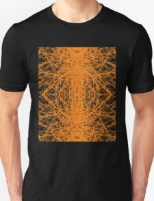 Branches - Orange Unisex T-Shirt