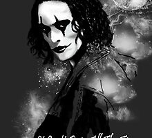 The crow by reaperwithaplan