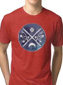 child of light symbol Tri-blend T-Shirt