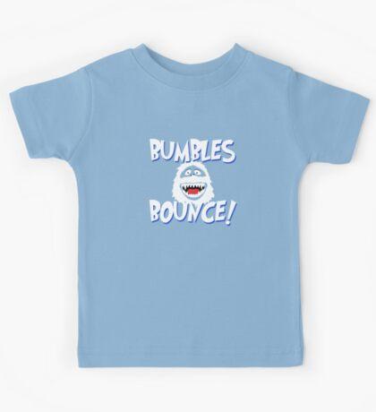 Bumbles Bounce! Kids Tee