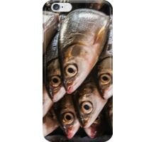 Fish for sale iPhone Case/Skin